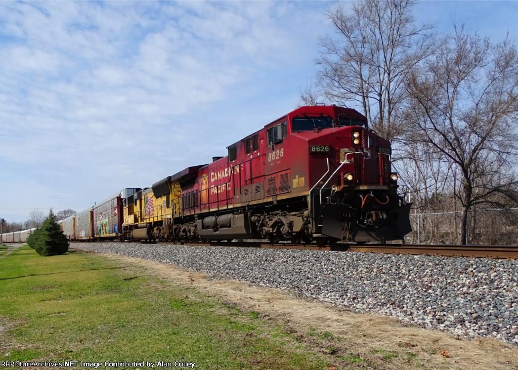 CP 8626-272