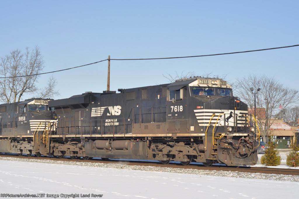 NS 7618 East