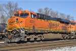 BNSF 6281 Getting Ready To Be Pick Up By CSX J 783 To Go South