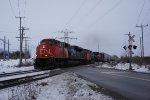 CN Train M385