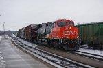 CN Train M384