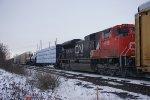 CN Train M385 DPU