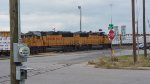 Two GP60S tied up in Abilene