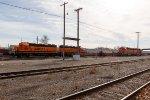 BNSF Yard at Topeka Station