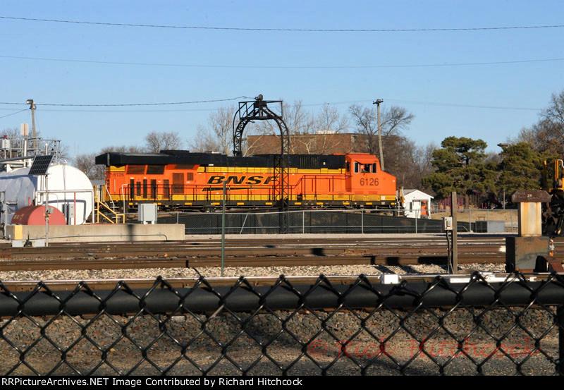 BNSF 6126
