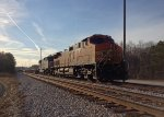 BNSF C44-9W 5068 and NS SD60E 7009