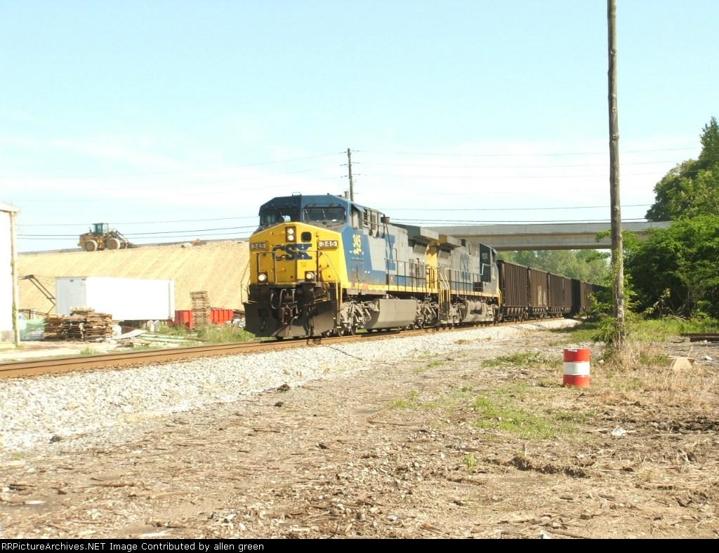 CSX 345