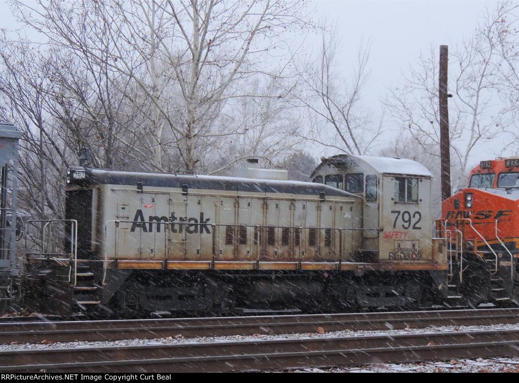 Amtrak 792
