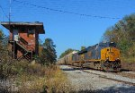 CSX 3296 and 3027