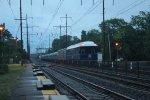 NE Regional Train 138