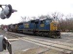 CSX 4575 and 7649