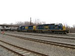 CSX 8831 and 8761