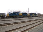 CSX 8761 and 8831