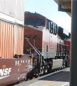 BNSF 6639