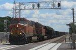 BNSF 3787 West