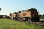 BNSF 8060 West
