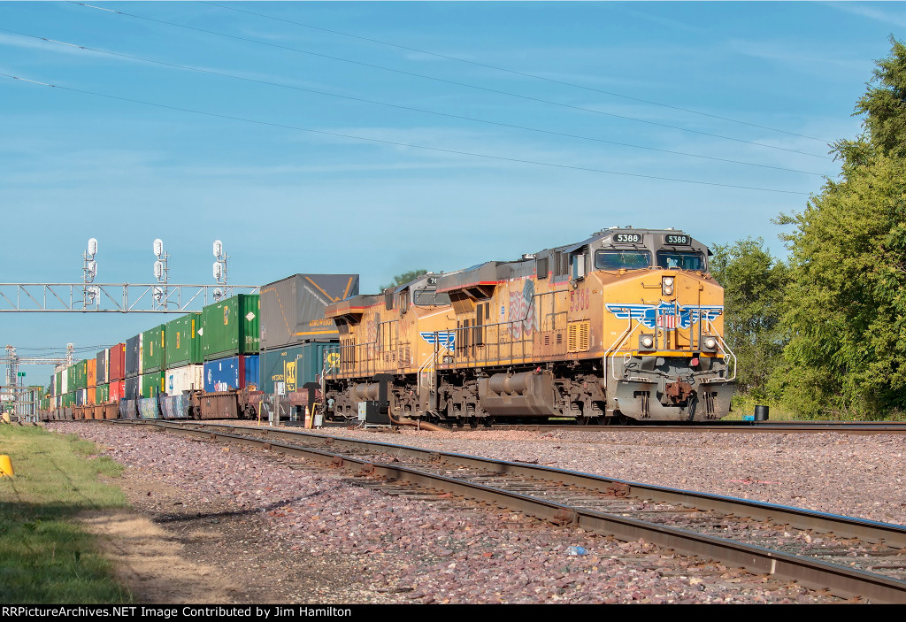 UP 5388 East