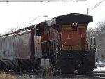 BNSF ES44DC 7914