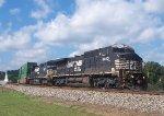 NS 8460 leading NS train 204