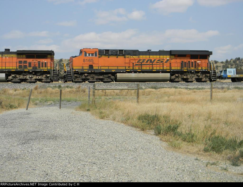 BNSF 8165