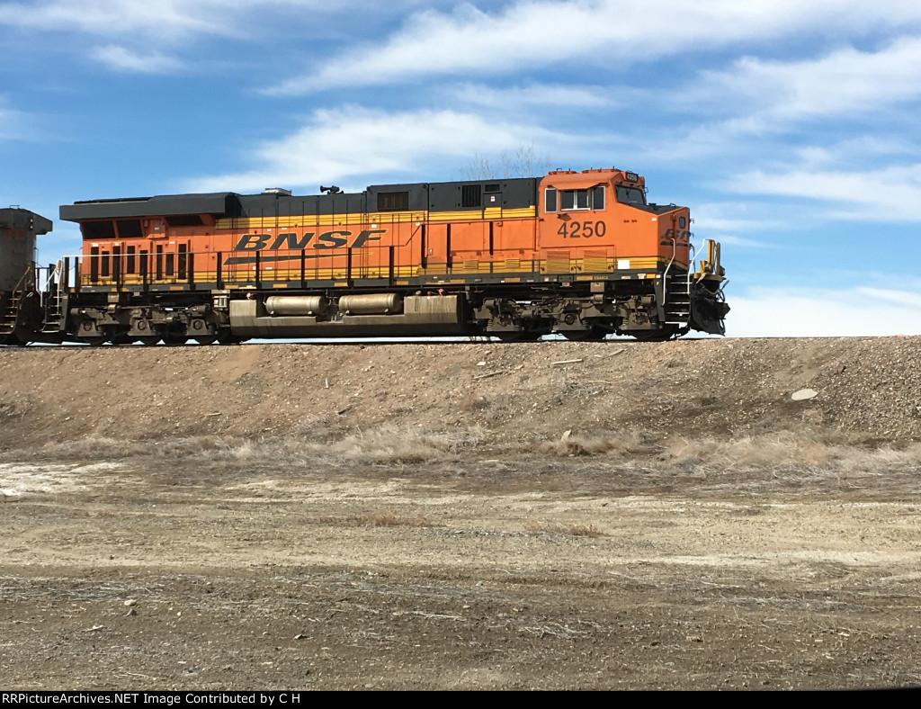 BNSF 4250