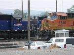 BNSF 5380 - MRL 254/256