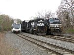 NJT 3508; NS 5278 and 9241
