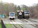 NJT 3504; NS 5278 and 9241