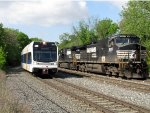 NJT 3519 and NS 9507