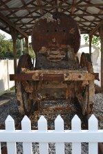 Mulberry Mystery Locomotive