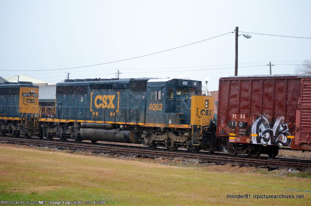 CSX 4062