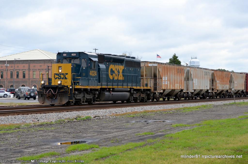 CSX 4024