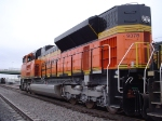 BNSF 9378 Rear