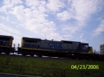 Followed by CSX 7602