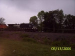 NS 9438 on an EB TOFC 