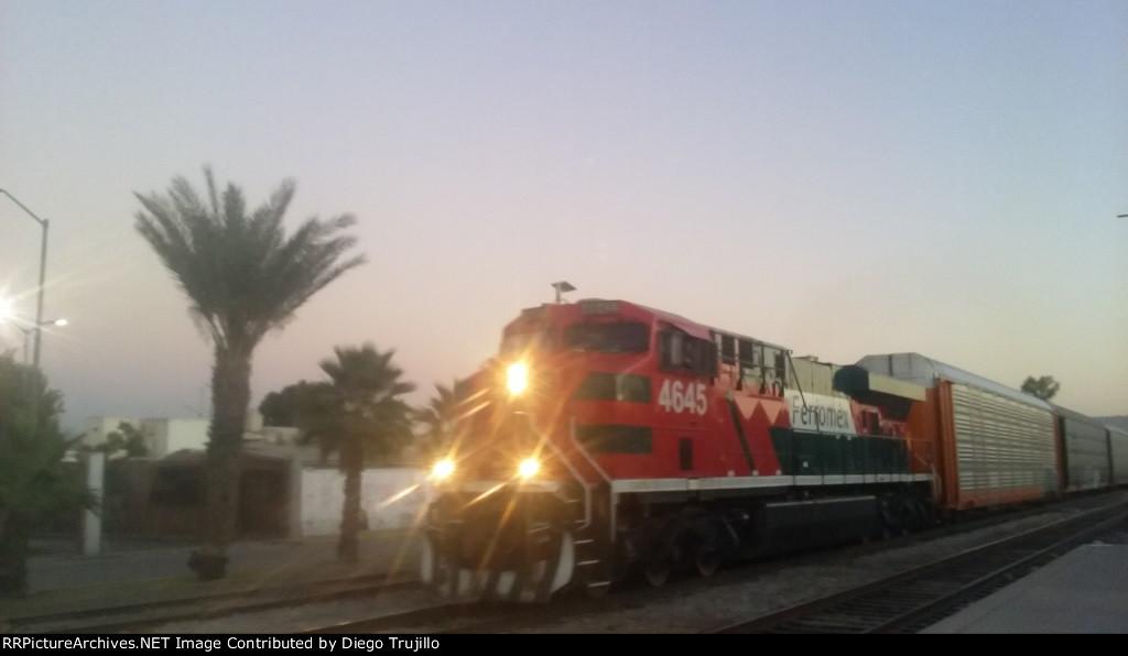 FXE 4645