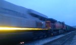 BNSF and CREX