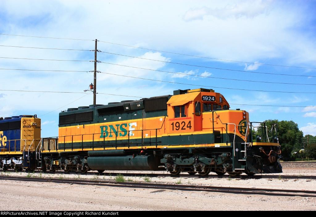 BNSF 1924