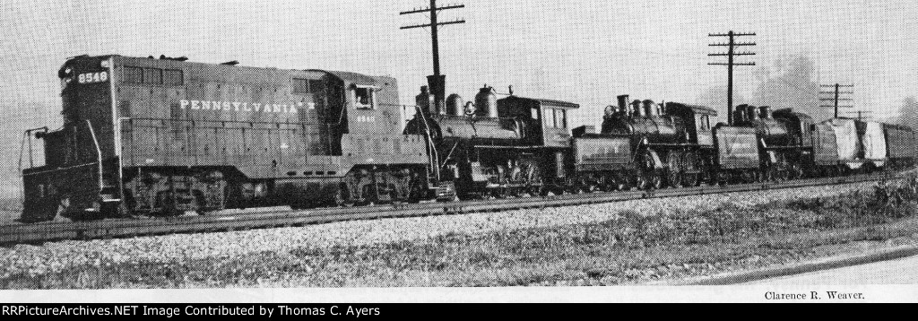 """Trains"" Magazine, January 1956"