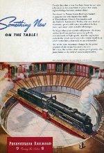 """""""Trains"""" Magazine, December 1945"""