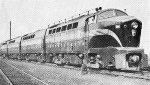 """""""Trains"""" Magazine, November 1950"""