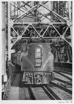 """""""Trains"""" Magazine, December 1952"""