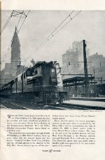 """Busiest Railroad,"" Page 27, 1941"
