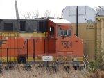 BNSF ES44DC 7504