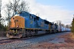 CSX 4786 Q740 Tropicana Juice Loads