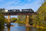 NS 5267 OLS H74 Crossing the South Branch of the Raritan River