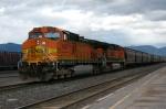 BNSF 4124 West