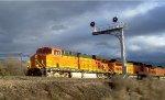 BNSF 7690 West