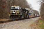 NS 2799 Former New York Susquehanna & Western unit.