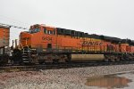 BNSF 6434 Roster.